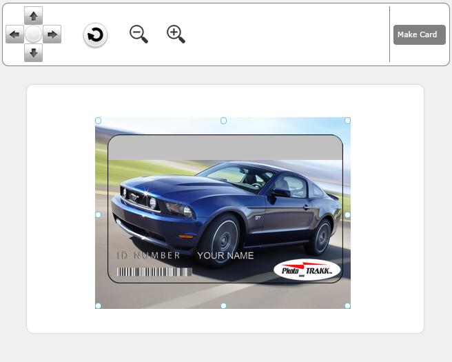 Make Demo Vehicle ID Card Online