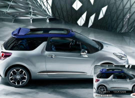 Citroen DS3 Cabrio Apply For ID Card Online